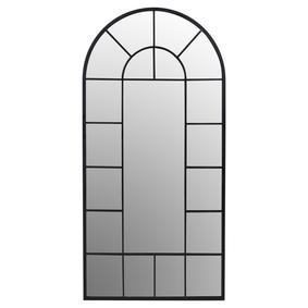 WINDOW METAL AYNA SİYAH  84X174CM
