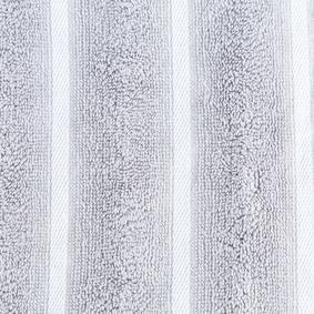 ATLAS GRİ RÖLYEFLİ HAVLU 50X80 CM