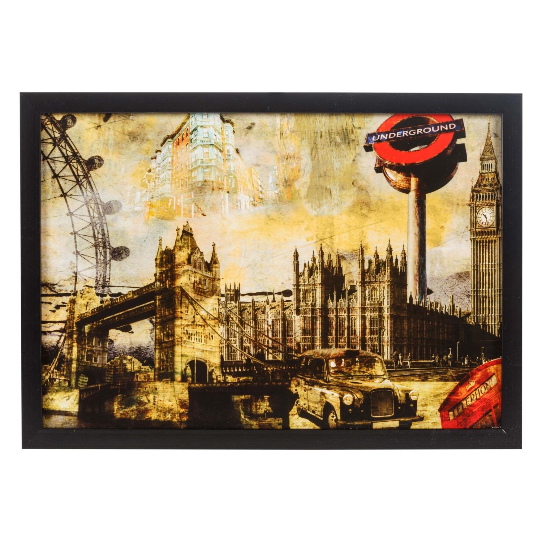 WSTK LONDON EYE PANO 35X50 CM