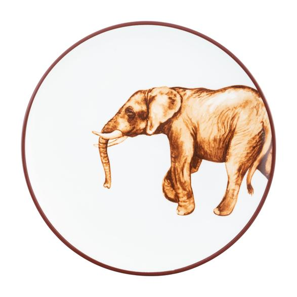 WILD  ELEPHANT WHITE TABAK 16 cm