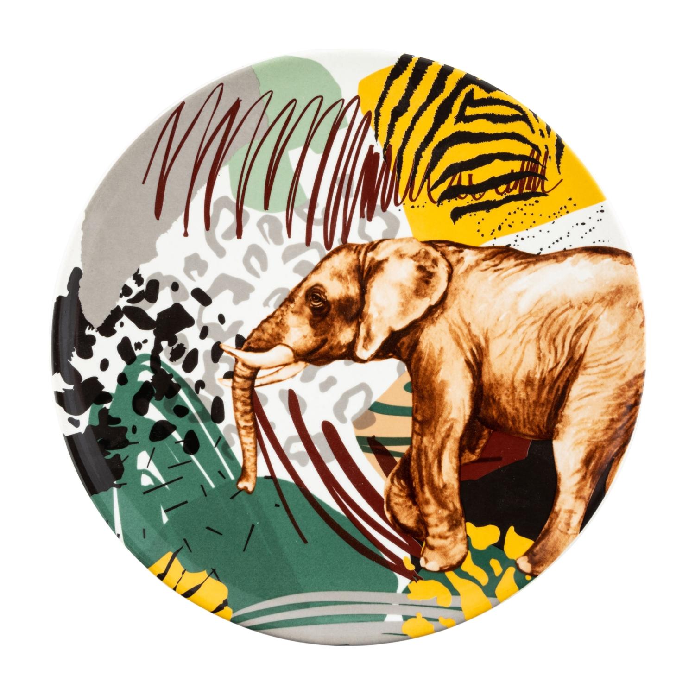 WILD ELEPHANT PASTA TABAĞI 21 cm