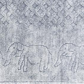 ELEPHANT GRİ 70X130 CM PASPAS