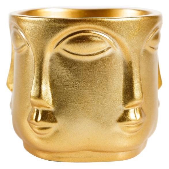 HAVELKA SURATLI MUMLUK GOLD 12X10CM