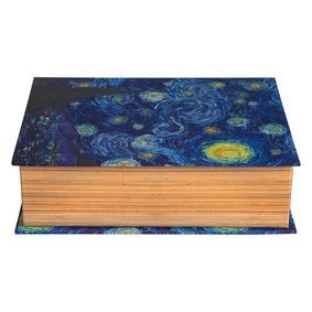 STARRY NIGHT BÜYÜK KİTAP KUTU