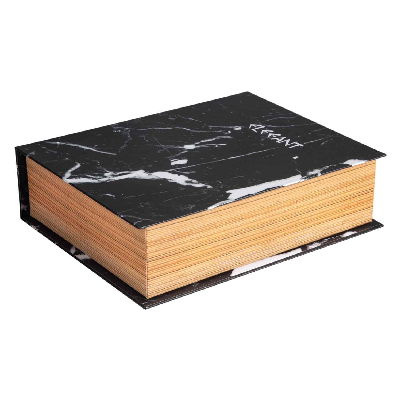 ELEGANT MARBLE BÜYÜK KİTAP KUTU