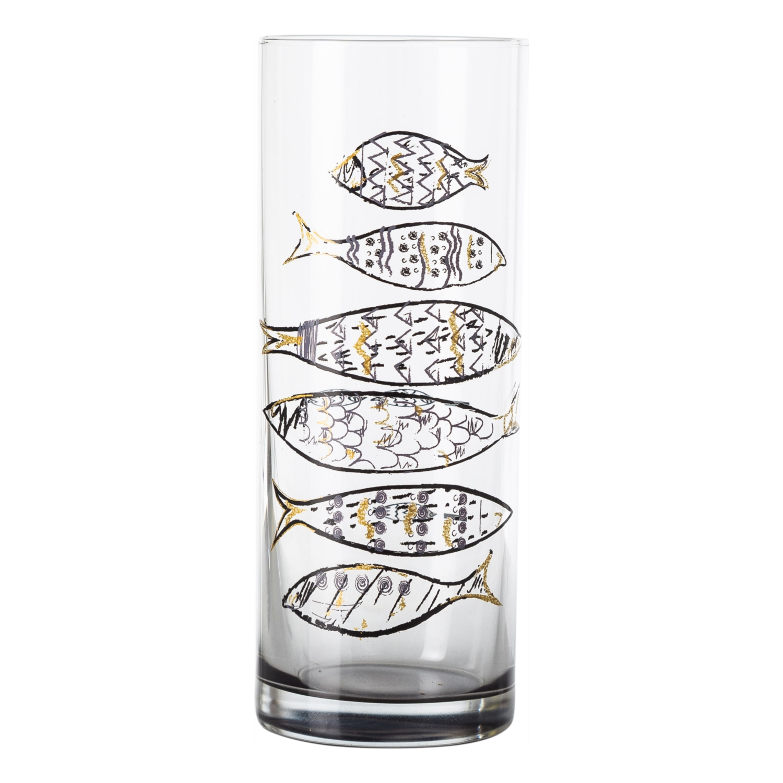 GOLD FISH RAKI BARDAĞI SETİ 6LI -200ML