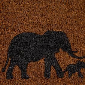 ELEPHANT FAMILY PASPAS 40X70CM